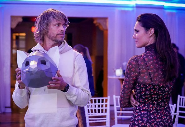 Eric Christian Olsen (LAPD Liaison Marty Deeks) and Daniela Ruah (Special Agent Kensi Blye) on NCIS: LOS ANGELES | Photo: Getty Images