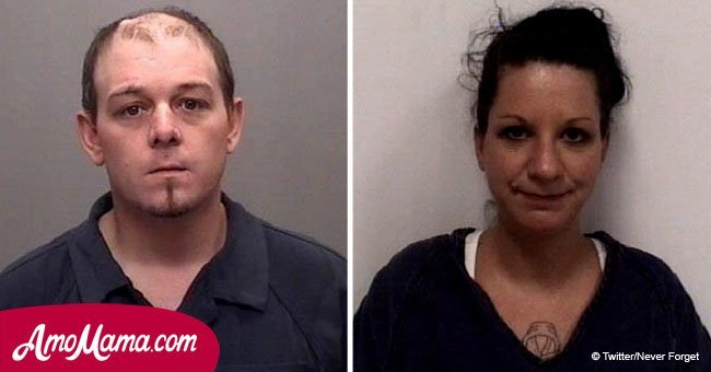 North Carolina couple arrested after doctor checked the condition of their baby's bones