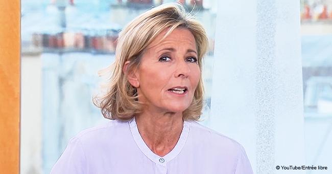 """Le programme culturel de Claire Chazal """"Entrée Libre"""" pourrait quitter l'air de """"France 2"""""""