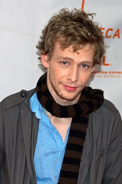 Johnny Lewis at premiere of Palo Alto at the Tribeca Film Festival. | Source: Wikimedia Commons