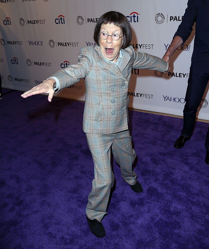 "Linda Hunt attends The Paley Center for Media's PaleyFest 2015 Fall TV Preview of ""NCIS: Los Angeles"" 