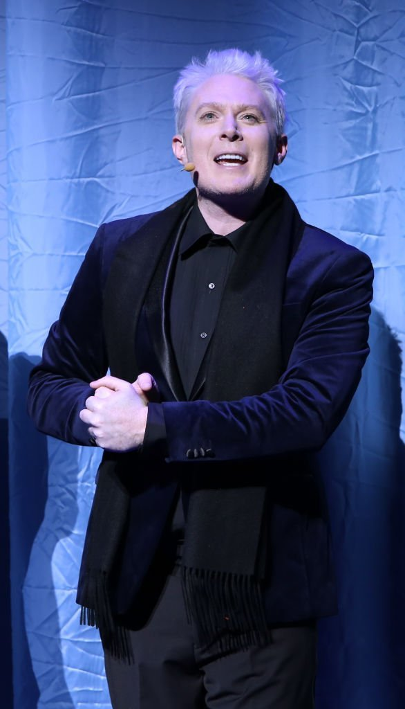 Clay Aiken on December 11, 2018 at the Imperial Theatre in New York City | Source: Getty Images/Global Images Ukraine