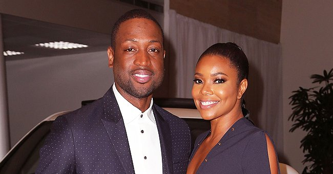 Dwyane Wade & Gabrielle Union's Daughter Kaavia Looks Adorable With Her Natural Afro in a New Photo