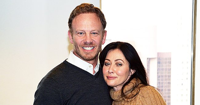 Ian Ziering Gives Update on His 'BH90210' Co-star Shannen Doherty's Cancer Battle