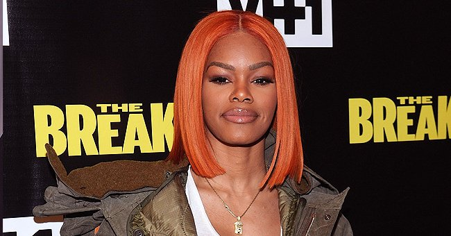 Teyana Taylor's Daughter Junie Melts Fans' Hearts as She Kisses Her Mom during Instagram Live