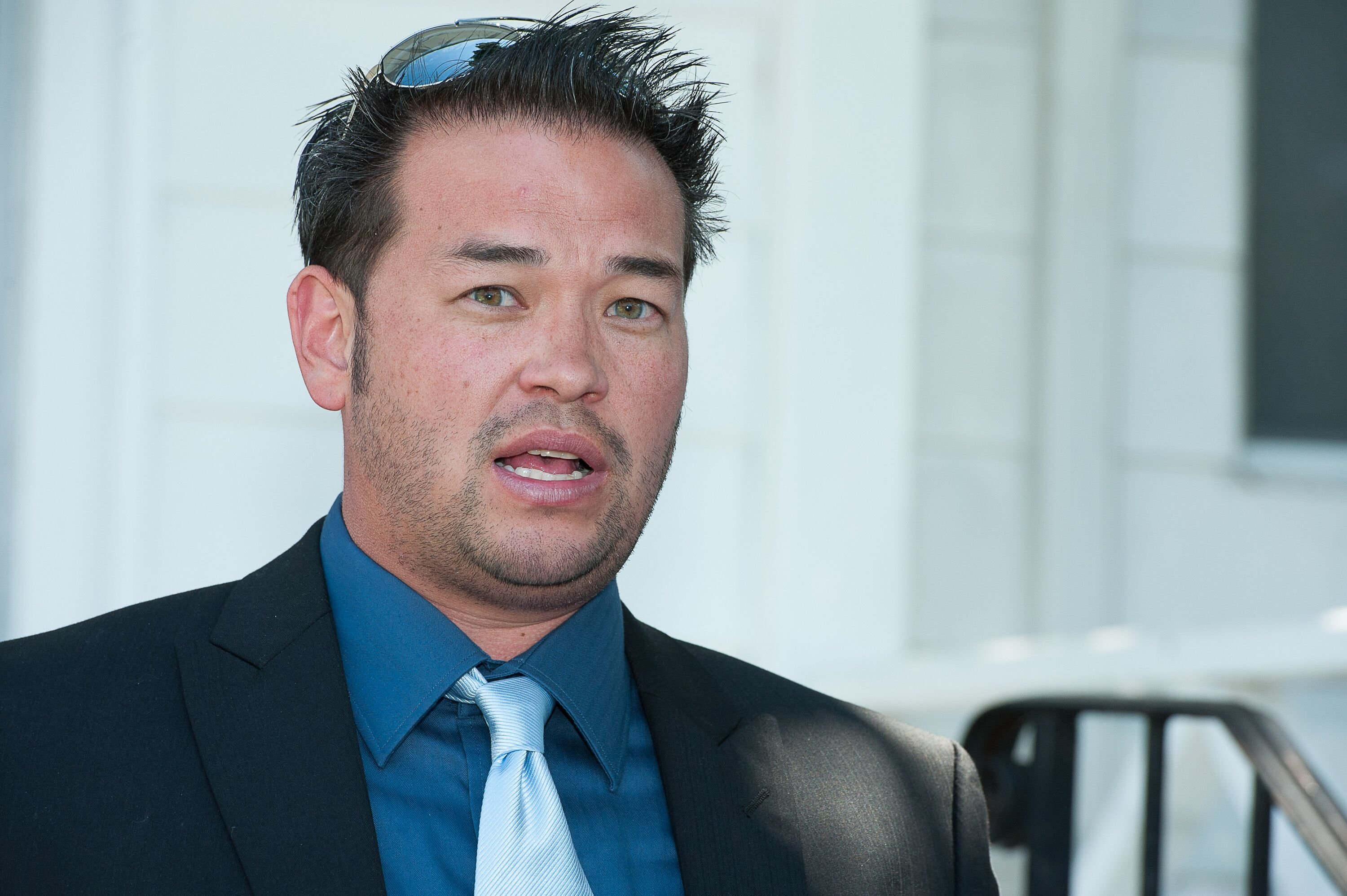 Jon Gosselin attends a press conference on Tax Deductible Marriage Counseling at Bergen Marriage Counseling & Psychotherapy on June 27, 2012   Photo: Getty Images