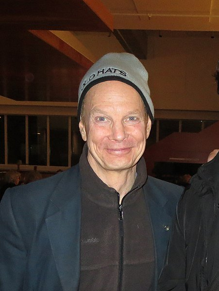 Bill Irwin, 2016. | Source: Wikimedia Commons