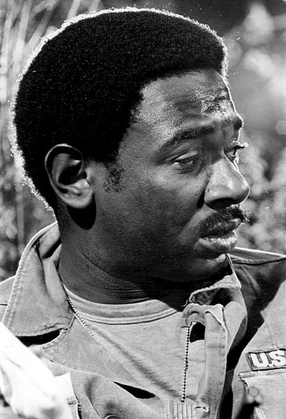 """Ivan Dixon from the CBS Playhouse presentation of """"The Final War of Olly Winter."""" 