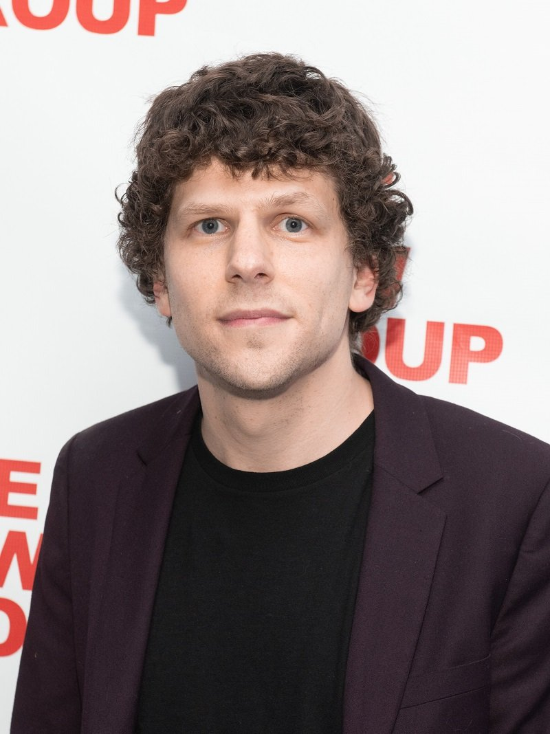 Jesse Eisenberg on May 16, 2019 in New York City   Photo: Getty Images