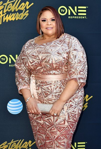 Tamela Mann attends the 33rd annual Stellar Gospel Music Awards at the Orleans Arena on March 24, 2018 in Las Vegas, Nevada. | Source: Getty Images/GlobalImagesUkraine