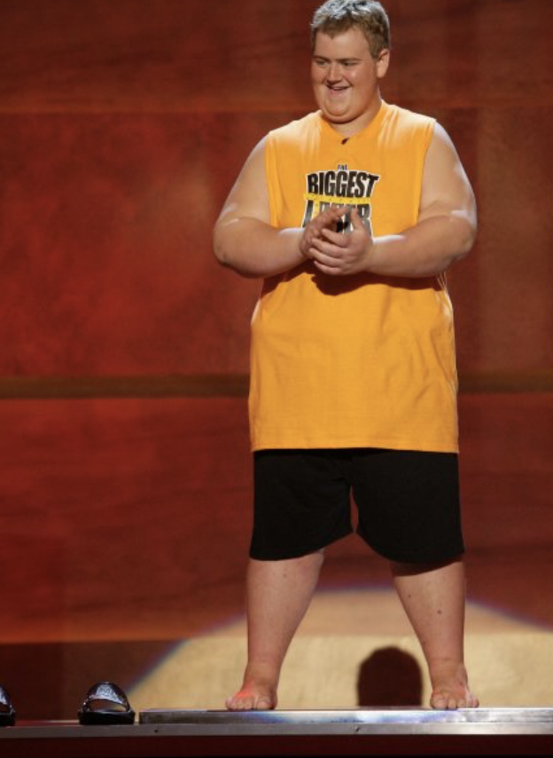 Daniel Wright, concursante de 'The Biggest Loser'. | Foto: Getty Images
