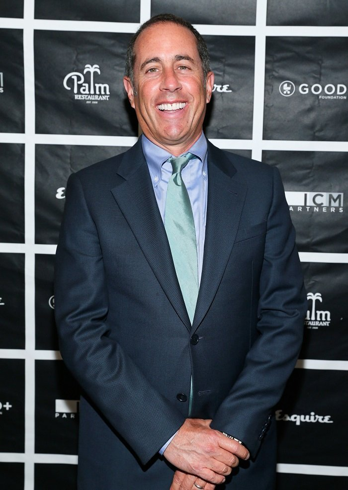 Jerry Seinfeld I Image: Getty Images