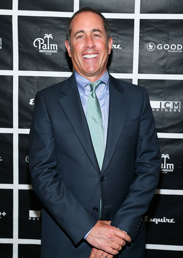 Jerry Seinfeld. I Image: Getty Images.