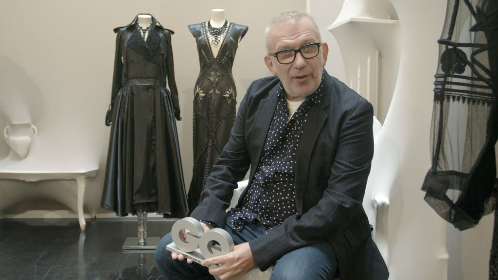 Jean Paul Gaultier reçoit le prix GQ Legend of the Year 2020 à Paris, France. | Photo : Getty Images