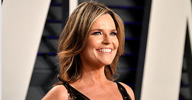 Savannah Guthrie Shares Pic after Eye Surgery – What Happened?