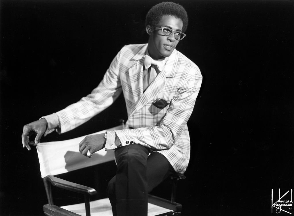 """Singer David Ruffin of the R&B group """"The Temptations"""" poses for a portrait in circa 1965 in New York City. 
