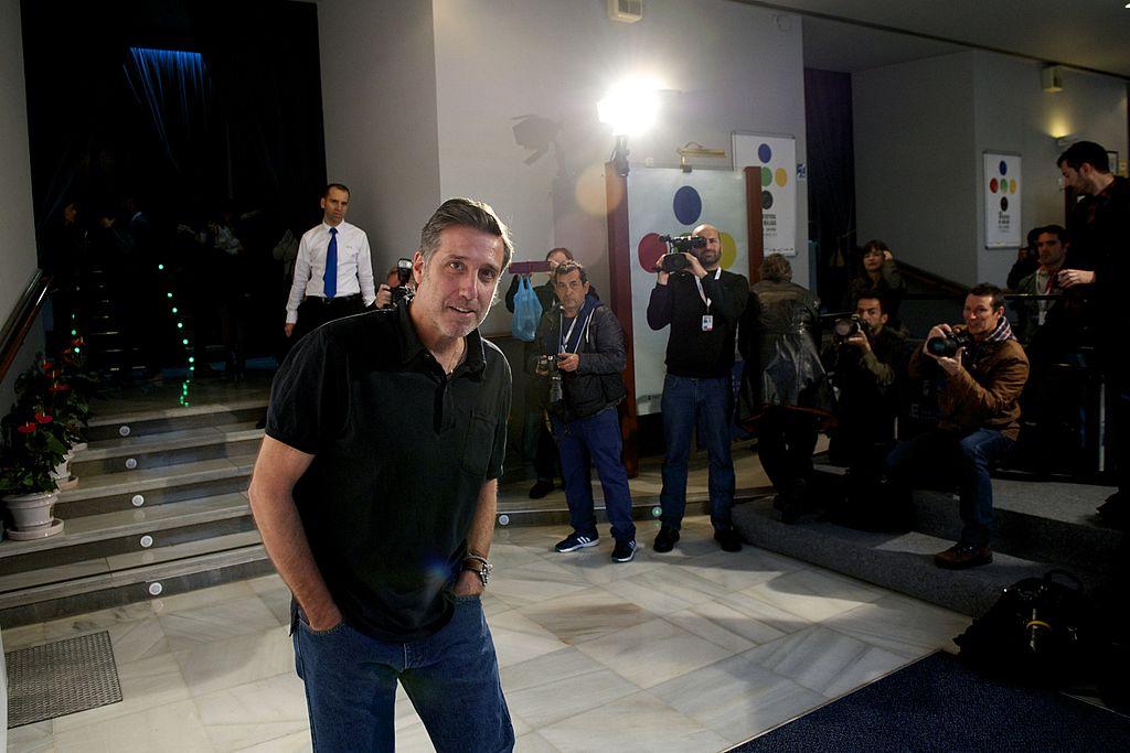 El director español Emilio Aragón asiste a la sesión fotográfica 'Una Noche en el Viejo México' durante el 17º Festival de Cine de Málaga 2014, en el Teatro Cervantes el 29 de marzo de 2014 en Málaga, España.   Imagen: Getty Images