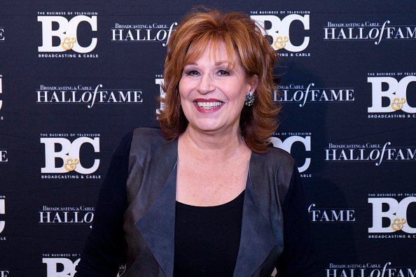 Joy Behar at the Grand Hyatt in New York City. | Photo: Getty Images.