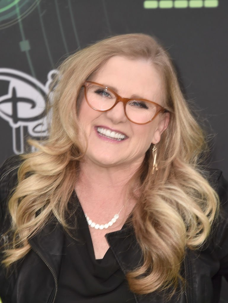 """Nancy Cartwright attends the premiere of Disney's """"Kim Possible"""" in Los Angeles on February 12, 2019 