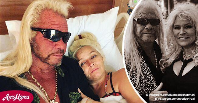 """Duane """"Dog"""" Chapman llora mientras vive """"pesadilla"""" tras cáncer de Beth alcanzar sus pulmones"""