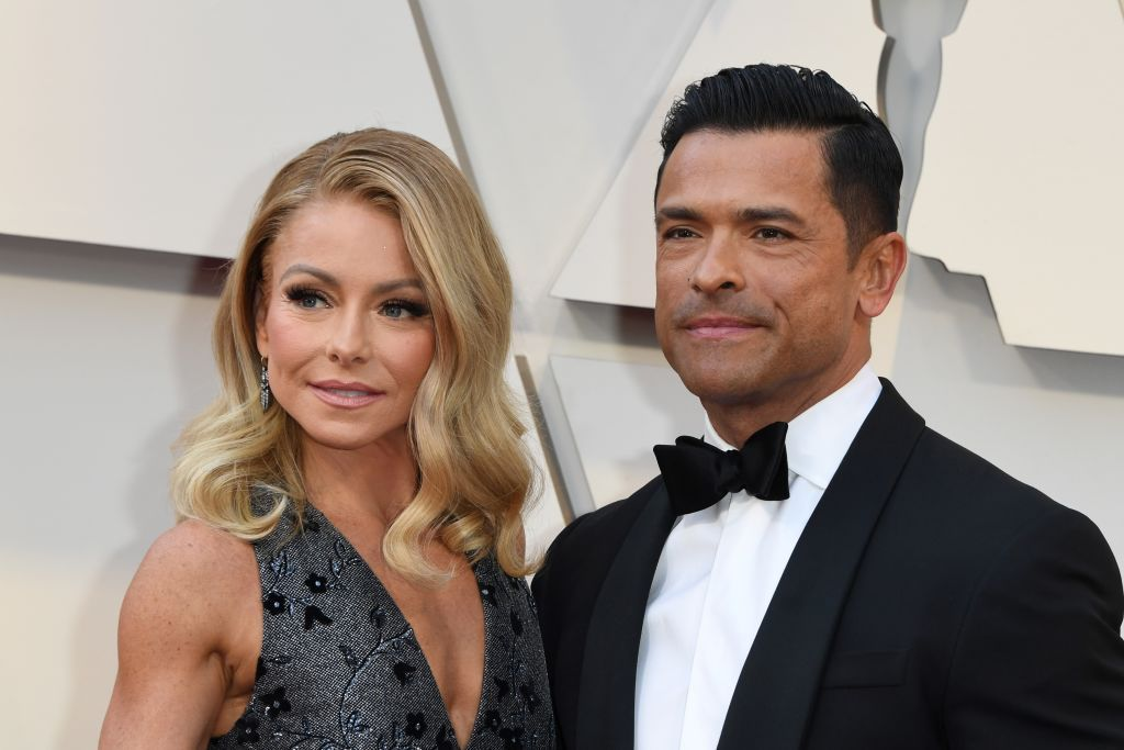 Kelly Ripa and Mark Consuelos at the 91st Annual Academy Awards at the Dolby Theatre in Hollywood, California on February 24, 2019 | Photo: Getty Images