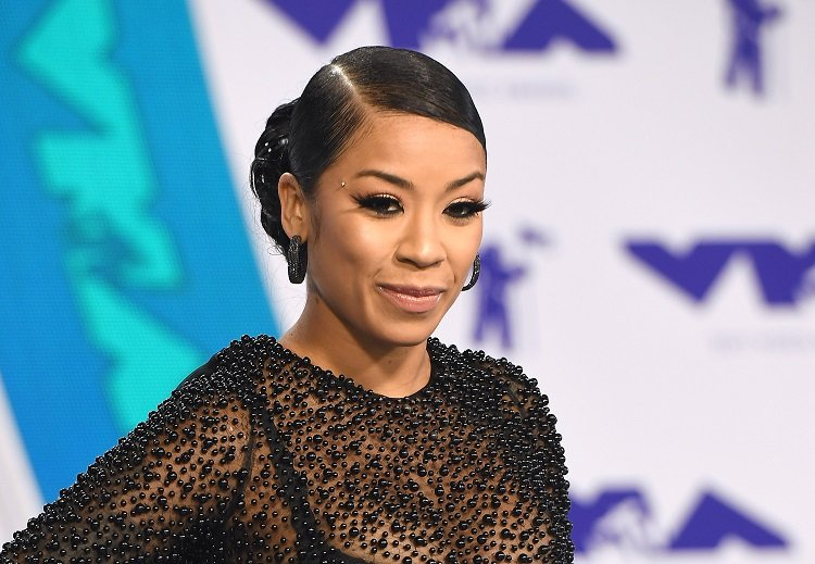 Keyshia Cole on August 27, 2017 in Inglewood, California | Photo: Getty Images