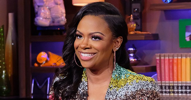Watch Kandi Burruss and Todd Tucker's Daughter Blaze Wiggle Her Legs in This Adorable New Video