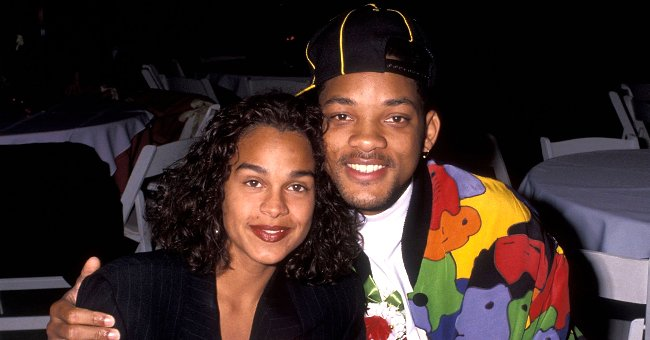 Will Smith's Ex-wife Sheree Zampino Melts Hearts as She Kisses Their Son in Throwback Snap