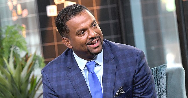 See How Similar Alfonso Ribeiro's Wife & Their Son Look in a Photo from Six Years Ago