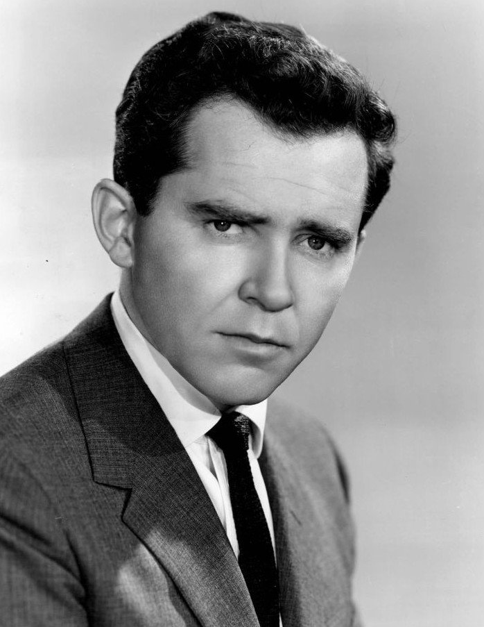 Actor James Broderick in 1959. I Source: Wikimedia Commons