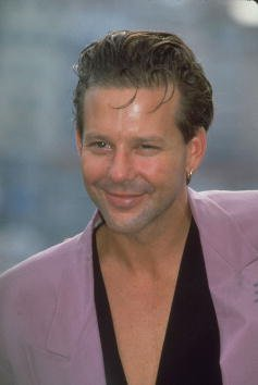 Mickey Rourke en 1989 | Photo : Getty Images