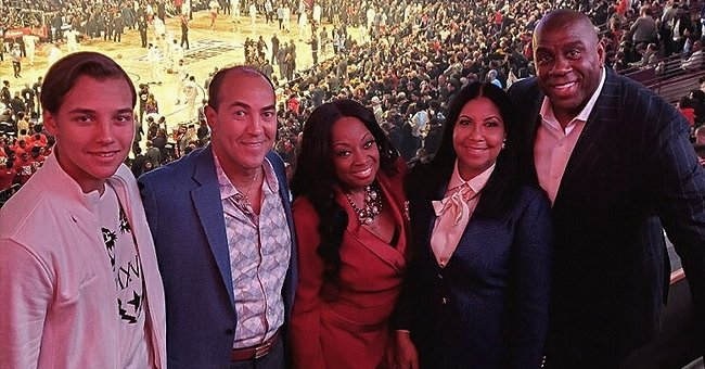 Magic Johnson's Wife Cookie Shares Tribute to Her Friend & Former 'View' Co-Host Star Jones on 58th Birthday