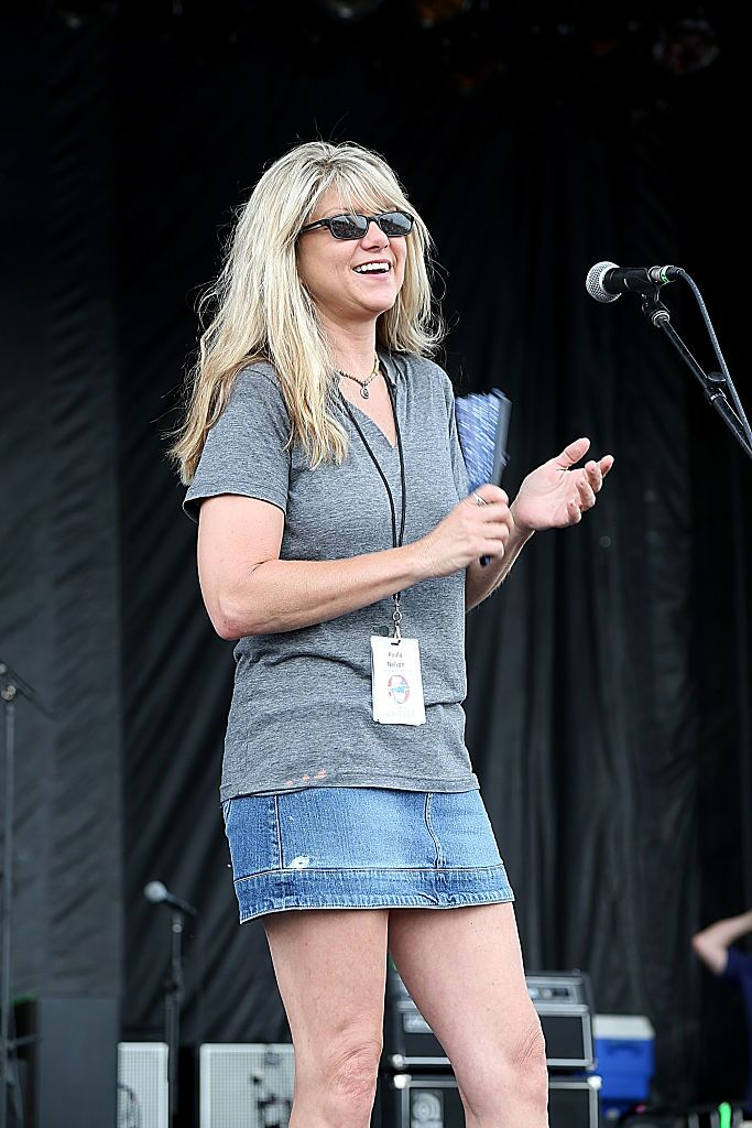 Paula Nelson at Willie Nelson's 42nd Annual 4th of July Picnicin Austin Texas in 2015   Source: Getty Images