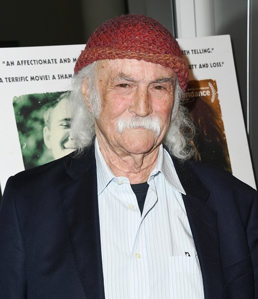 "David Crosby attends the Premiere Of Sony Pictures Classic's ""David Crosby: Remember My Name"" at Linwood Dunn Theater on July 18, 2019, in Los Angeles, California. 