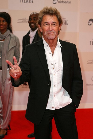 Peter Maffay, Tribute To Bambi 2011   Quelle: Getty Images
