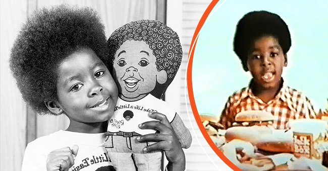 A picture of Rodney Allen Rippy as a child star | Photo: Getty Images