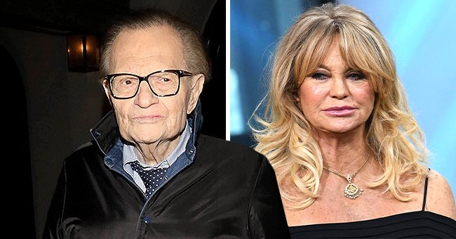 Goldie Hawn Mourns the Death of Former CNN Anchor Larry King with a Heartwarming Tribute