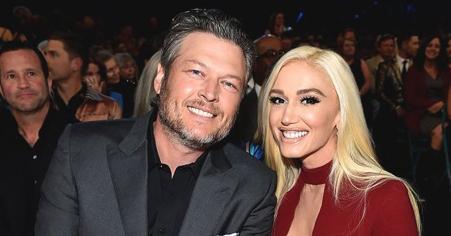 Check Out Blake Shelton and Gwen Stefani's New Duet 'Happy Anywhere'