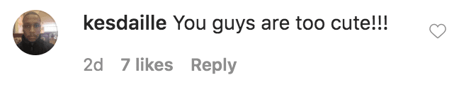 A fan commented on a video of Serena Williams and her husband Alexia Ohanian acting out a hilarious office scene on Tik Tok | Source: Instagram.com/serenawilliams