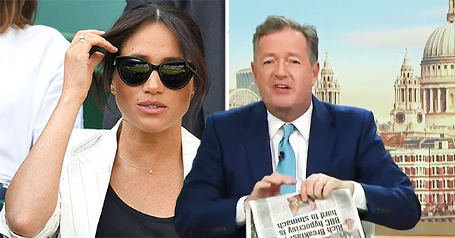 Meghan Markle's Request for Privacy at Wimbledon Sparks Backlash from Piers Morgan