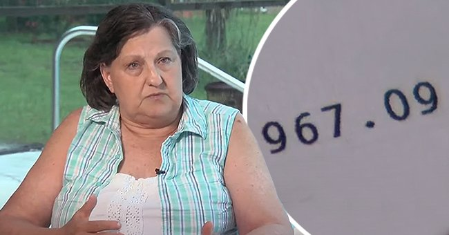 Dianne Welter talks about her shocking water bill. | Source: youtube.com/WFLA News Channel 8