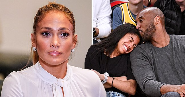 Jennifer Lopez Honored the Memory of Kobe Bryant and His Daughter Gianna through Manicure Bearing Their Jersey Numbers