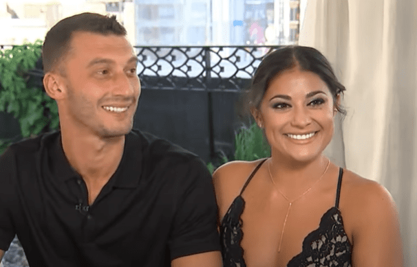 """""""90 Day Fiancé"""" stars Loren and Alexi Brovarnik chat with Access. 