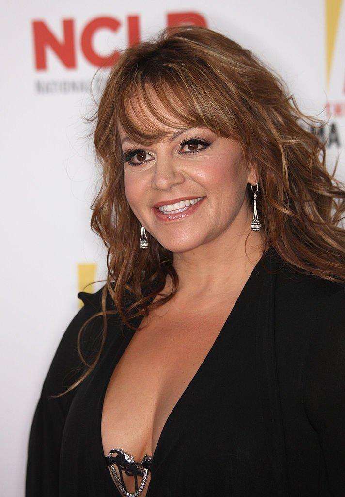 Jenni Rivera en los Premios ALMA 2009.| Fuente: Getty Images
