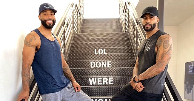 Omari Hardwick from 'Power' and His Hunky Brother Jamil Look like Twins as They Pose in Recent Photo