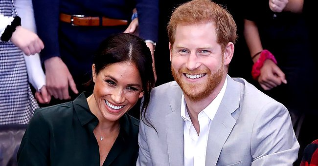 Pregnant Meghan Markle and Prince Harry Are Absolute Soulmates, Photographer Says