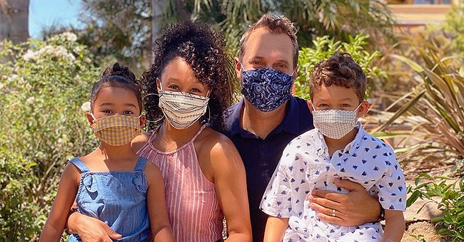 See How Tamera Mowry's Kids Ariah and Aden Stayed Protected While Playing Sports Outdoors