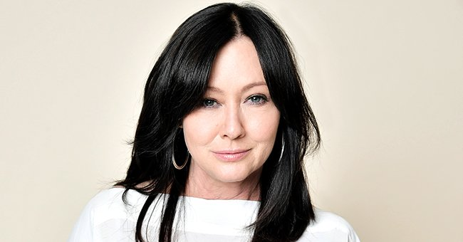 Shannen Doherty Looks Great Posing Makeup-Free in Vancouver to Mark Her 50th Birthday