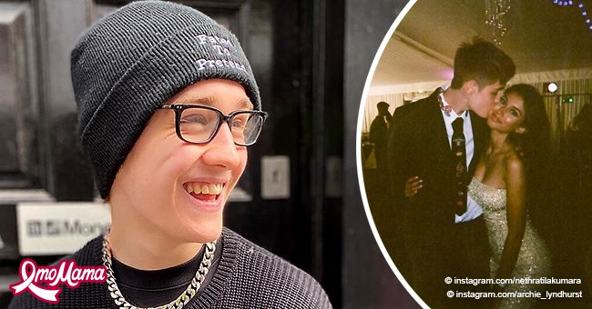 Archie Lyndhurst S Gf Marks What Would Have Been His 20th Birthday Days After Cbbc Star S Death
