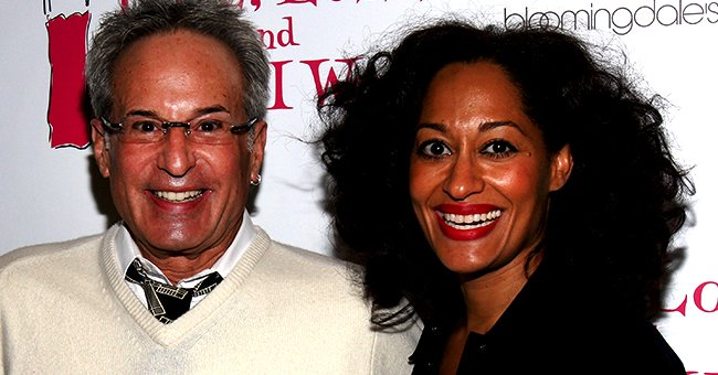 Tracee Ellis Ross Wishes Her Dad Bob Ellis Happy Birthday in Sweet Post
